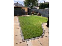 Landscape gardener available in Edinburgh and the Lothians