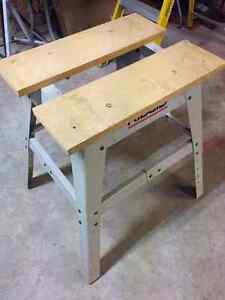 RIGID Saw bench Cambridge Kitchener Area image 3