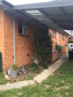HIGGINS.  Partially furnished 1 bd, tidy and pet friendly home