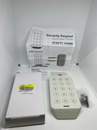 XFINITY HOME XHK1-TC SECURITY KEYPAD -FREE SHIPPING-