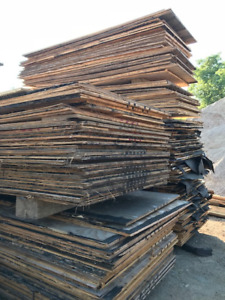 Plywood for Sale!