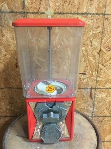 AA PN95 Northwestern Style Vending Machines Gumball Candy Nut M&M Chiclets NoS&H