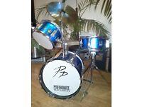 childrens drum kit