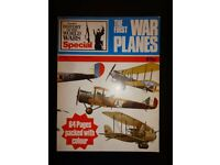 Purnell's 'History of the World Wars' special - The First War Planes.