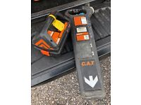 CAT 2 (Cable avoidance tool) & Signal generator