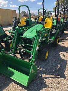 John Deere 1025R Tractor South Guildford Swan Area Preview