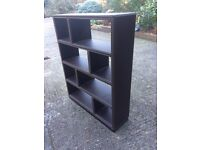 Bookcase unit for living room or dining room