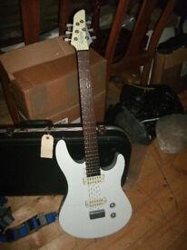 Yamaha RGX A2 Guitar.