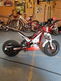 OSET 12.5 racing electric bike