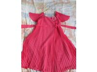 Monsoon Dress for an Occasion 12-13yrs