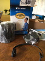 Plantronics Wireless Office Headset System