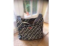 Pacapod Almora baby changing bag