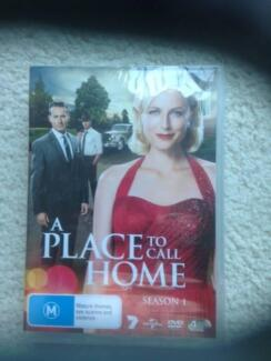 A Place to Call Home, Season 1, 4 Disc Set, DVD.