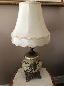 Antique french lamp