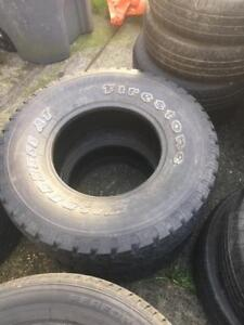 USED Tires , Different sizes some with rims. Winter tire sets