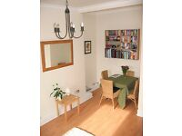 Lovely quiet and light 1 bed furnished flat in Gorgie