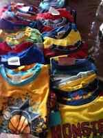 Lot pyjama garçon 5 ans