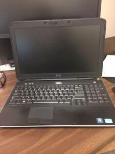 Dell i7 - 3520m / 8 GB Ram / Win7 / 320 HDD