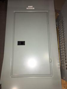 Panneau Électrique Siemens /  Siemens Electrical Panel
