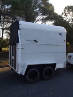 DOUBLE HORSE FLOAT - MUST SELL - URGENT!! Runcorn Brisbane South West Preview