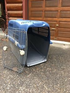 Pet Cargo Kennel for large breed dog