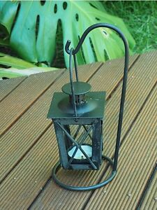 4 hanging garden tea light candle holders with stand Ivanhoe East Banyule Area Preview