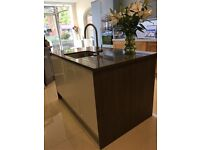 Ex Display Island Kitchen For Sale