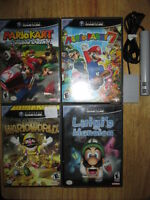 ***NINTENDO GAMECUBE MARIO COLLECTION!!!***