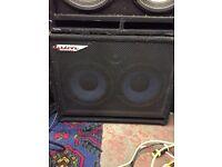 Ashdown Mag 210t bass cab for sale