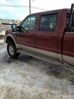 2008 Ford F-350 King Ranch Pickup Truck