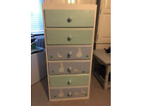 Childrens Tallboy Chest of Drawers