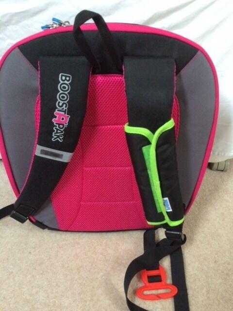 7567b4528e Trunki Boostapak in black   pink for sale