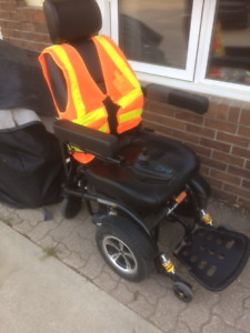 For Sale: Motorized Power Chair