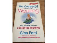 The Contented Book of Weaning
