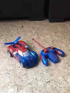 Spiderman Remote Control Car
