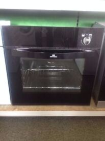 Graded new world gas oven