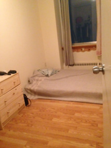 South End Sublet (1 Bedroom) Available NOW-July