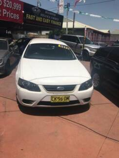 2009 Ford Falcon Lansvale Liverpool Area Preview