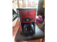 RUSSELL HOBBS COFFEE MAKER MODEL NUMBER 18496