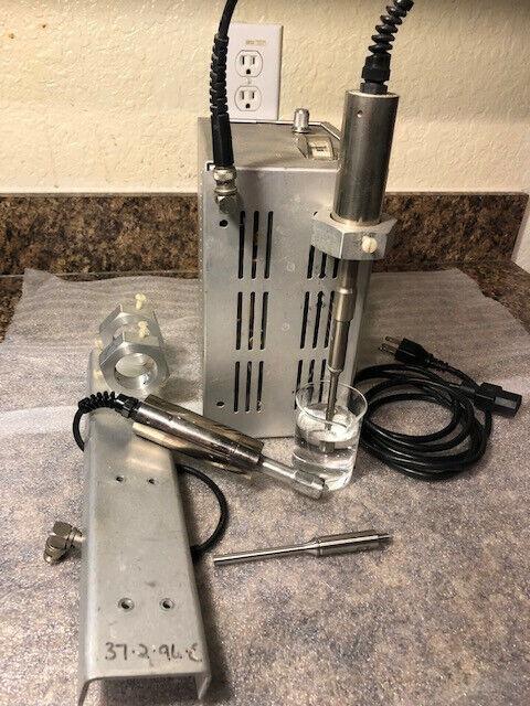 Ultrasonic Homogenizer Sonicator Processor Cell Disruptor Mixer