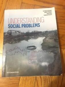 Understanding Social Problems - Fifth Canadian Edition