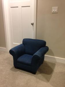 Kids Denim Chairs