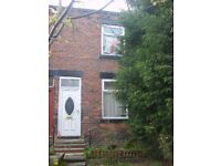 Development Opportunity. 2 -3 bed end terrace. Quiet location with gardens & land,
