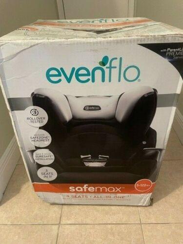 Evenflo Platinum Safemax Allinone Convertible Baby Car Seat (Shiloh)