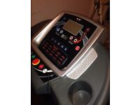 MOTORIZED TREADMILL BODY Sculptre 5405 P with incline good condition