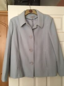 LADIES 75% WOOL JACKET SIZE 20