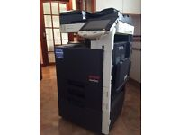 INEO printer scanner copier and fax