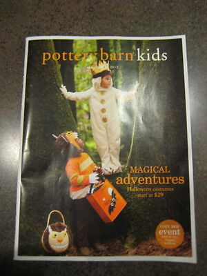 Pottery Barn Kids catalog Halloween 2012 Edition.  Great ideas and pictures!