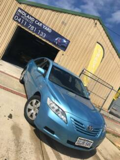 2006 Toyota Camry Sedan Midland Swan Area Preview