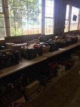 Vintage Farm Equipment and Antiques Auction Wandin North Yarra Ranges Preview